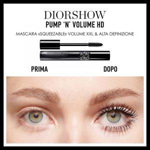 Dior DiorShow - Mascara Pump'N'Volume