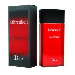 Dior Fahrenheit - Gel Douche
