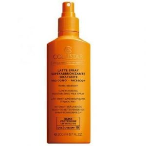 Collistar Latte Spray SPF10 - Viso & Corpo
