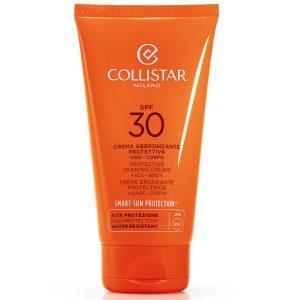 Collistar Crema SPF30 - Abbronzante Viso & Corpo