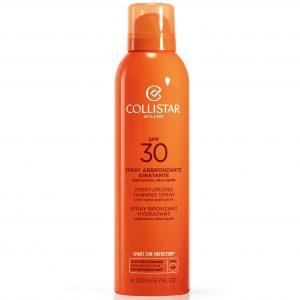 Collistar Spray Abbronzante SPF30 - Idratante