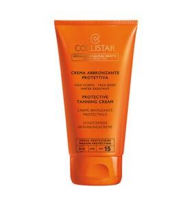 Collistar Crema Abbronzante SPF15 - Protezione Viso & Corpo