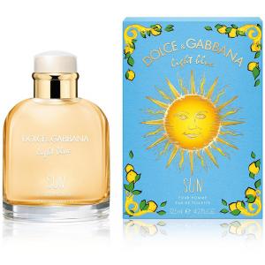 Dolce&Gabbana Light Blue Sun - Eau de Toilette