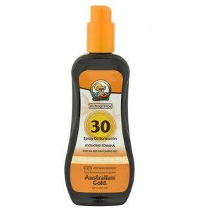 Australian Gold Hydrating Formula - Spray Oil Spf30