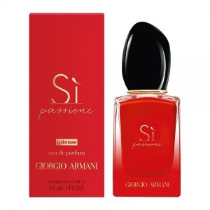 Giorgio Armani Sì Passione Intense - Eau de Parfum