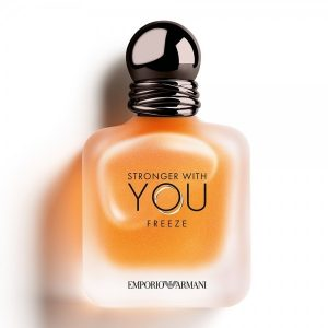 Emporio Armani Stronger You Freeze - Eau de Toilette