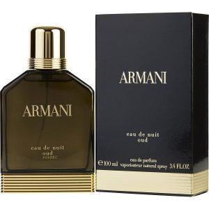 Giorgio Armani Eau De Nuit Oud - Eau de Parfum