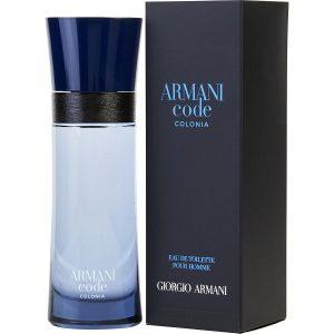 Giorgio Armani Code Colonia - Eau de Toilette