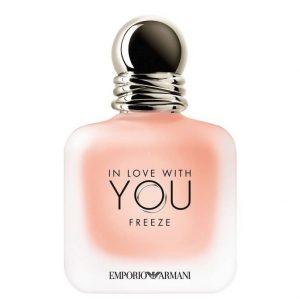 Emporio Armani In Love With You Freeze - Eau de Parfum