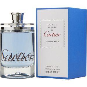 Cartier Eau Vètiver Bleu - Eau de Toilette