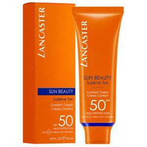Lancaster Sun Beauty - Comfort Cream SPF50