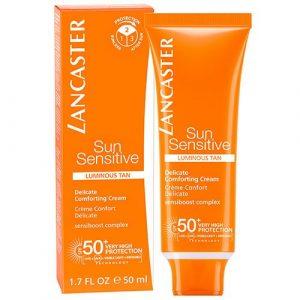 Lancaster Sun Sensitive - Comforting Cream SPF50+