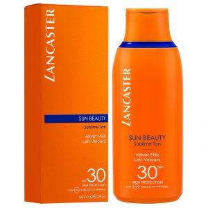 Lancaster sun Beauty - Velvet Milk SPF30