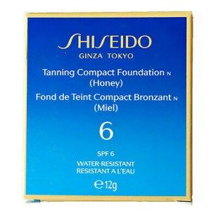 Shiseido Tanning Compact - Foundation SPF6