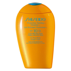 Shiseido Protective Tanning - Emulsion SPF10
