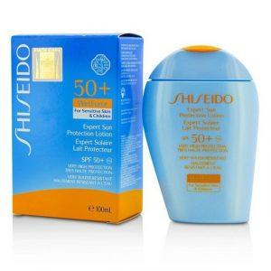 Shiseido Expert Sun - Sensitive Lotion SPF50+