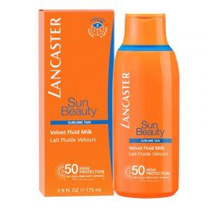Lancaster Sun Beauty - Velvet Milk SPF50