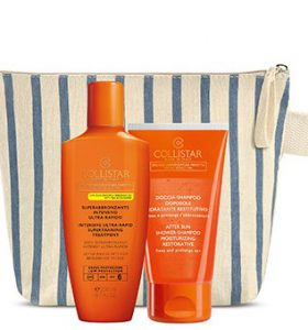 Collistar Superabbronzante SPF6 - Ultra Rapido Kit