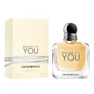 Emporio Armani Because It's You - Eau de Parfum