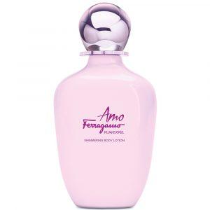 Ferragamo Amo Flowerful - Body lotion