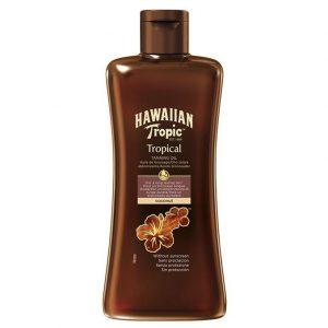 Hawaiian Tropic Tropical - Tanning Oil
