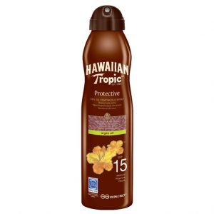 Hawaiian Tropic Protective - Oil Continuos Spray SPF15