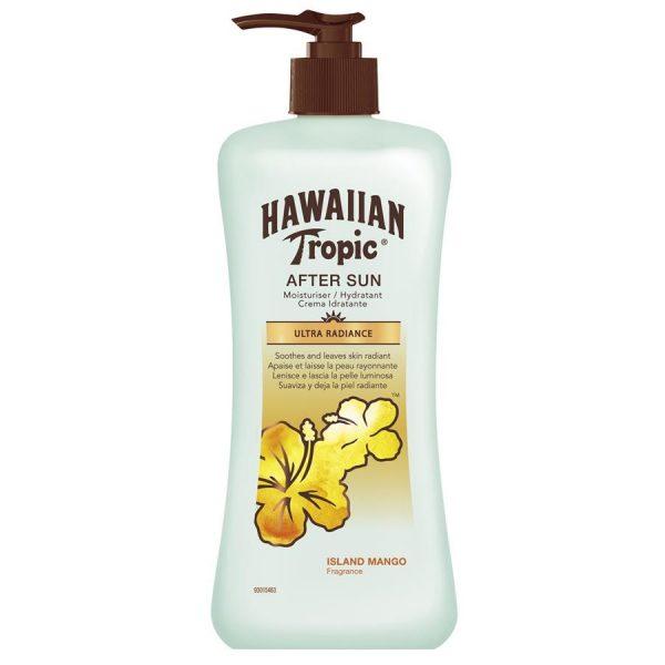 Hawaiian Tropic Ultra Radiance - After Sun
