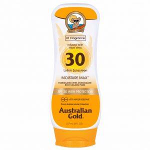 Australian Gold Moisture Max - Lotion Spf30
