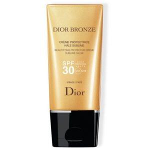Dior Bronze Visage - Creme Protectrice SPF30