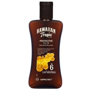 Hawaiian Tropic Protective - Dry Oil SPF6