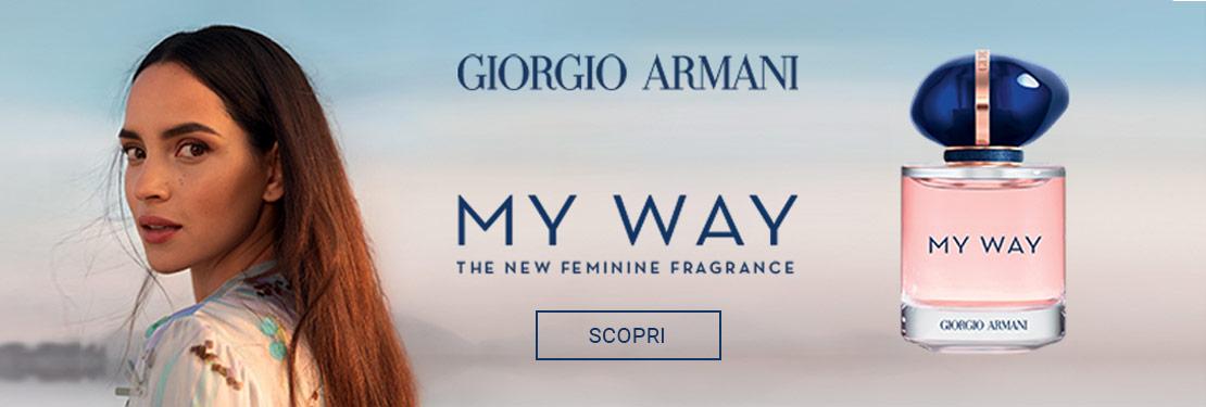 giorgi armani my way
