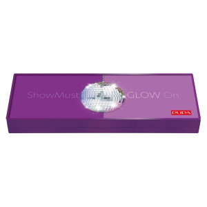 S Show Must Glow On - Palette