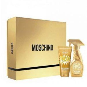 Moschino Gold Fresh Couture - Cofanetto Donna