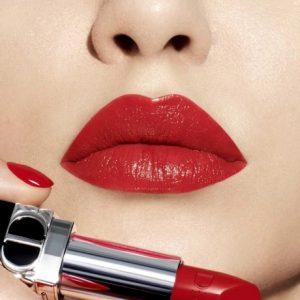 Dior Rouge Satin - Rossetto Satinato
