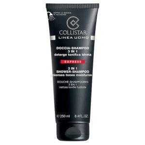 Collistar Doccia Shampoo 3in1 - Deterge-Tonifica-Idrata