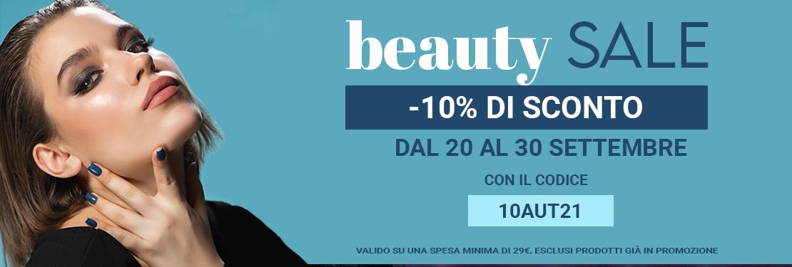beauty SALE -10%