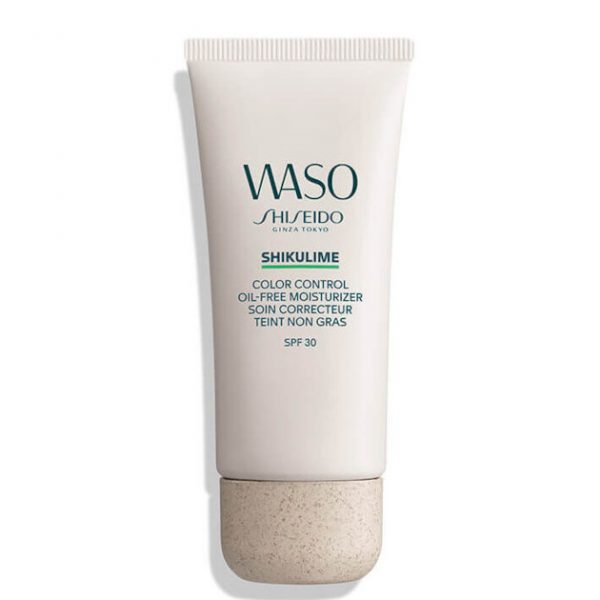 Shiseido Waso Shikulime -  Color Control Oil-Free Moisturizer